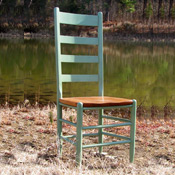 19T Cottage Tall Ladder Back Chair