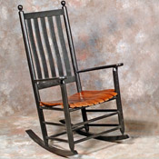 470 Classic Shaker Rocker with Lumbar Back