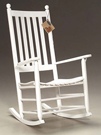 Quick Ship 930 Plantation Shaker Rocker