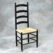 Martha Washington Ladder Back Chair