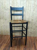 Cottage Ladder Back Stool