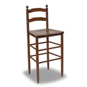 Martha Washington Ladder Back Stool