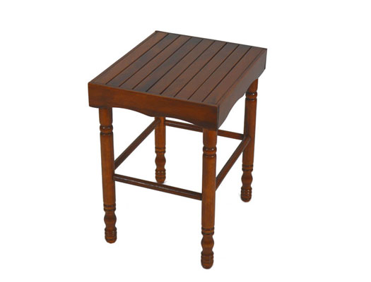 670 Summertime Hill Side Table in Handrubbed Cherry
